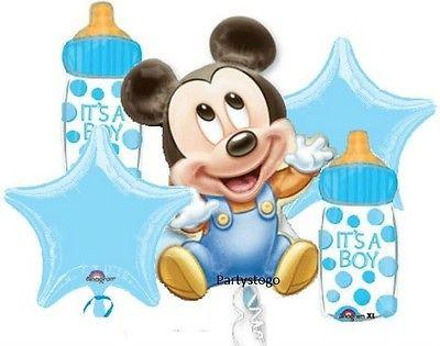 imágenes de mickey mouse para baby shower
