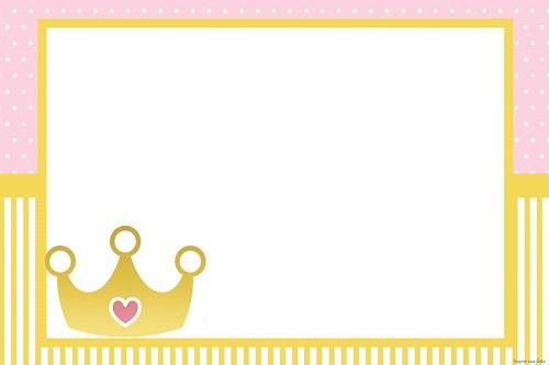 invitaciones de coronas