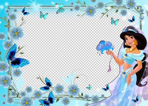 fondos de princesas para fotomontajes