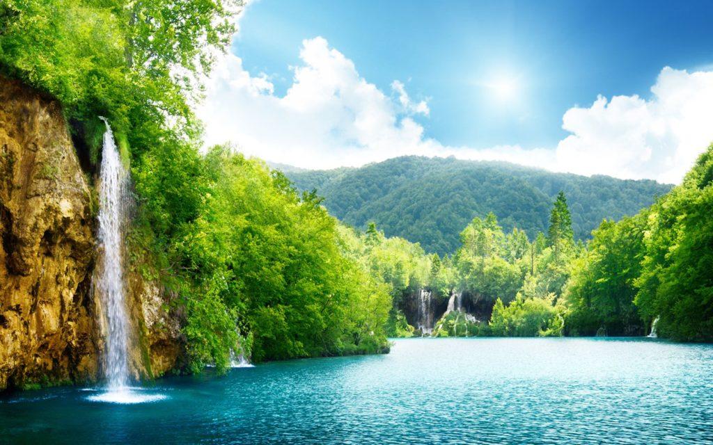 paisajes hermosos para fondo de pantalla hd