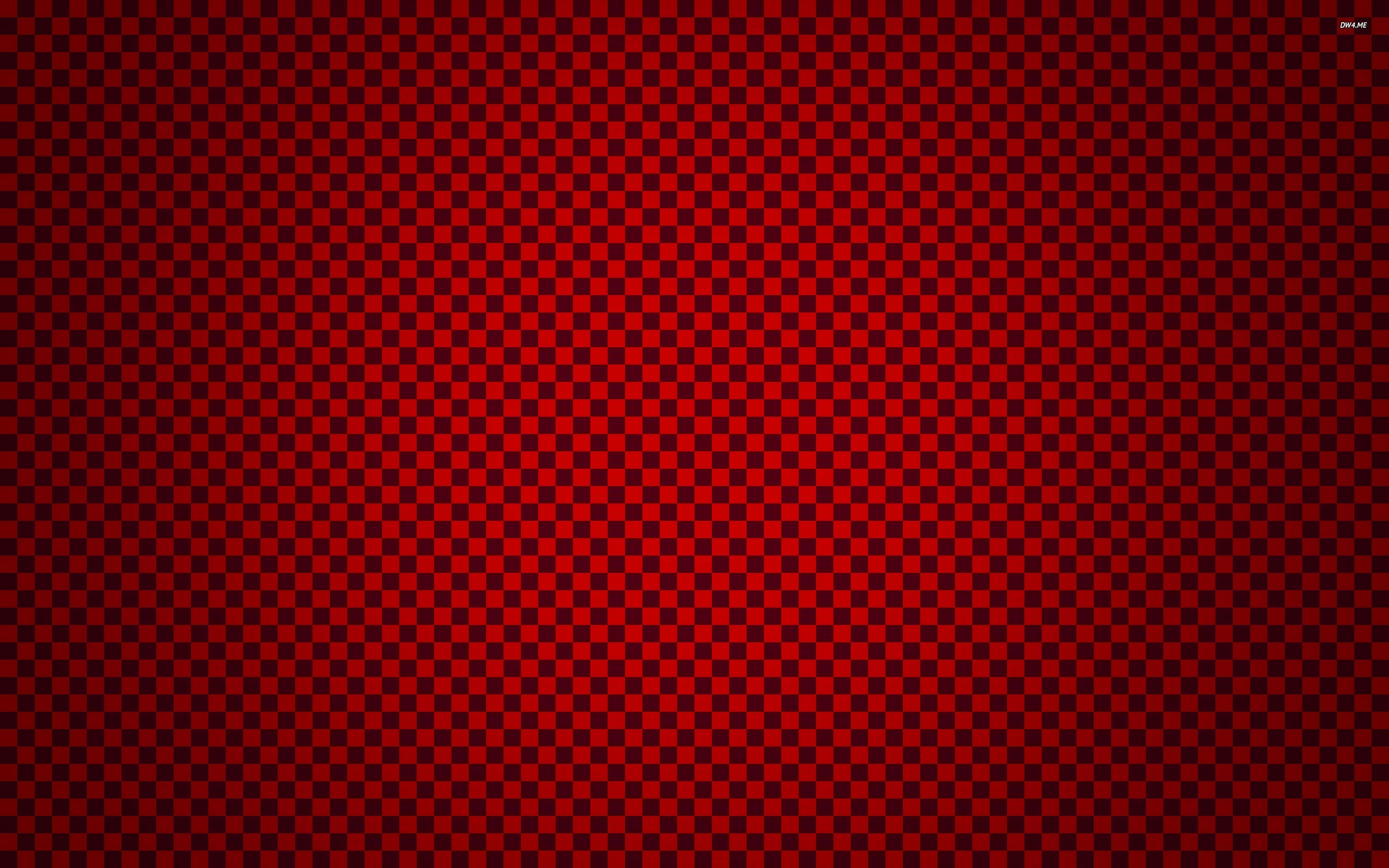 Imagen de cuadros rojos con negro
