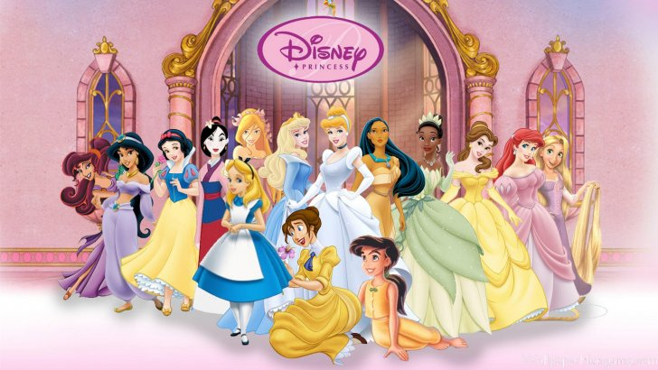 wallpapers princesas disney hd