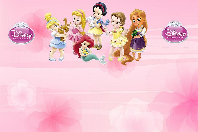 Fondos de princesasbebés