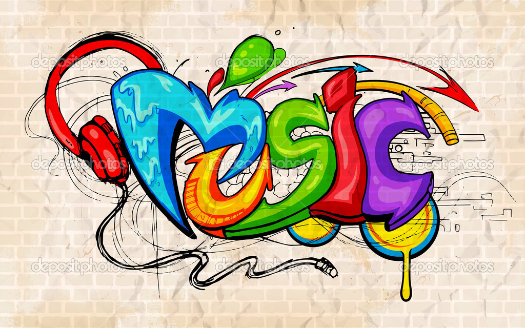 Graffiti Whatsapp Wallpaper: 100 Fondos De Graffitis Para Dibujar