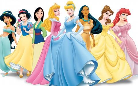 Fondos de princesas