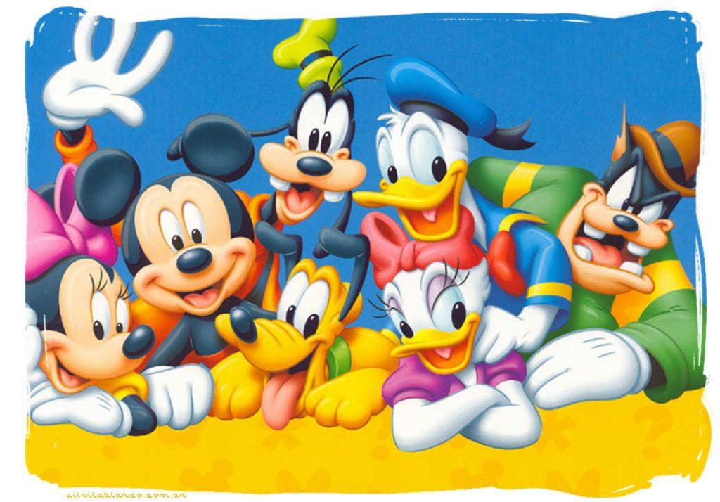 fondos escritorio mickey y sus amigos