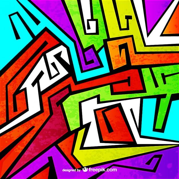 Fondos de graffitispara dibujar