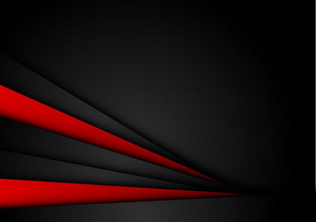 Lineas rojas wallpaper
