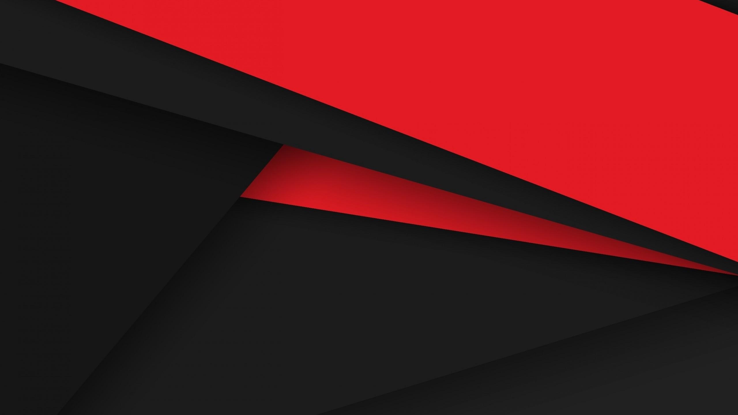 Fondo de pantalla Rojo 3D