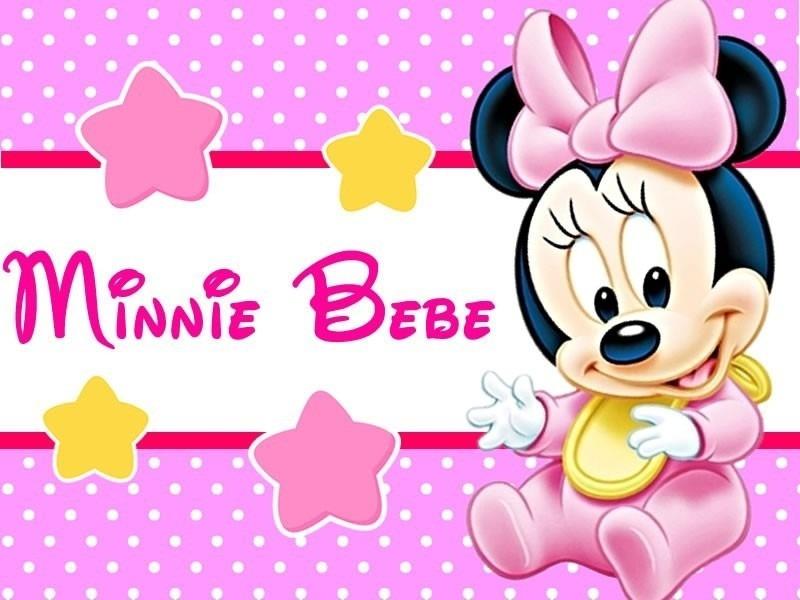 fondos de minnie mouse bebe
