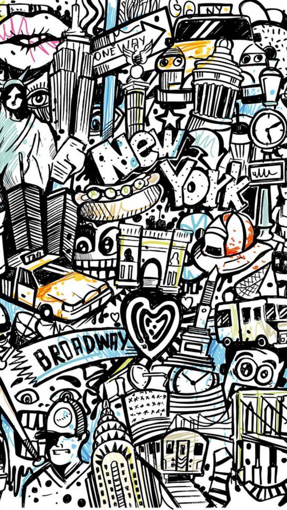 fondos de pantalla para celulares de graffitis