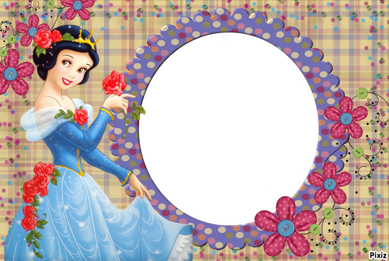 fotomontajes para niña de princesas gratis