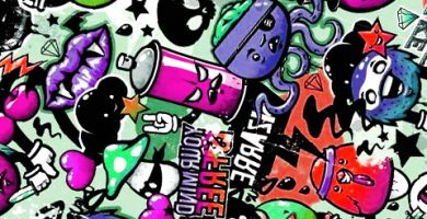 Fondos de graffitispara whatsapp