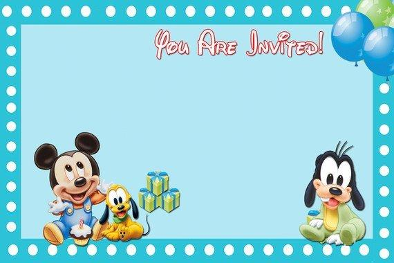 imagenes de mickey mouse para feliz cumpleaños