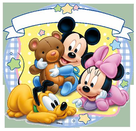 imagenes de mickey mouse bebe y sus amigos con movimiento