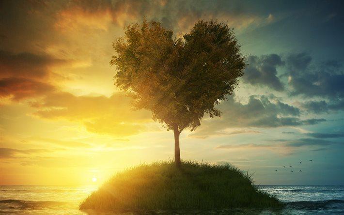 paisajes hermosos del mundo para fondo de pantalla 3d