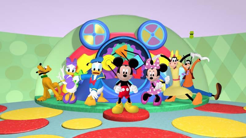 Fondos de Mickeyy sus amigos
