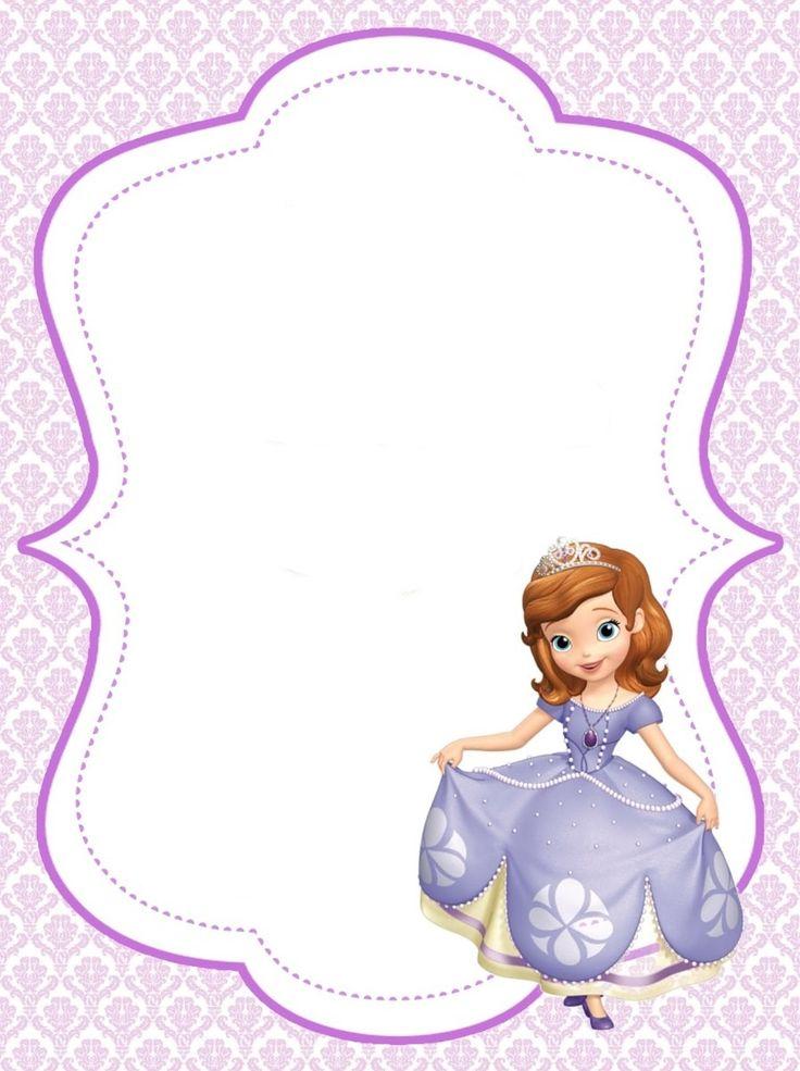 marcos de princesa sofia online