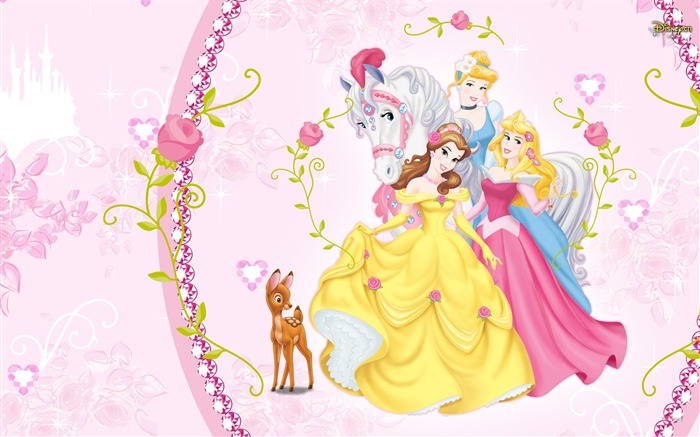 fondos de las princesas de disney gratis