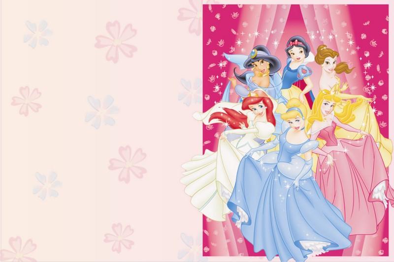 fondos de princesas para cumpleaños