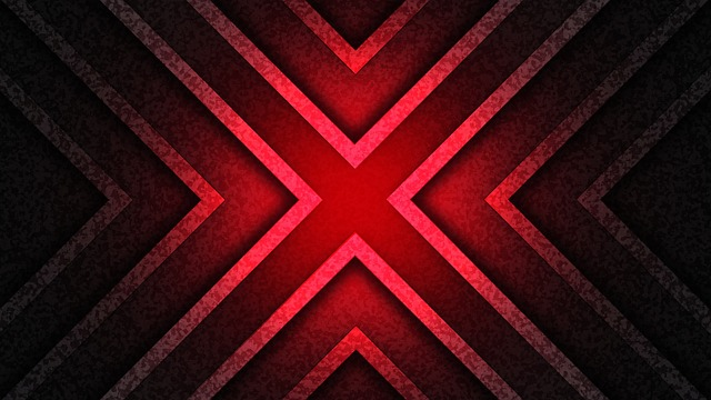 Wallpapers rojos abstractos hd