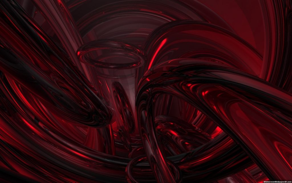 wallpapers rojos abstractos