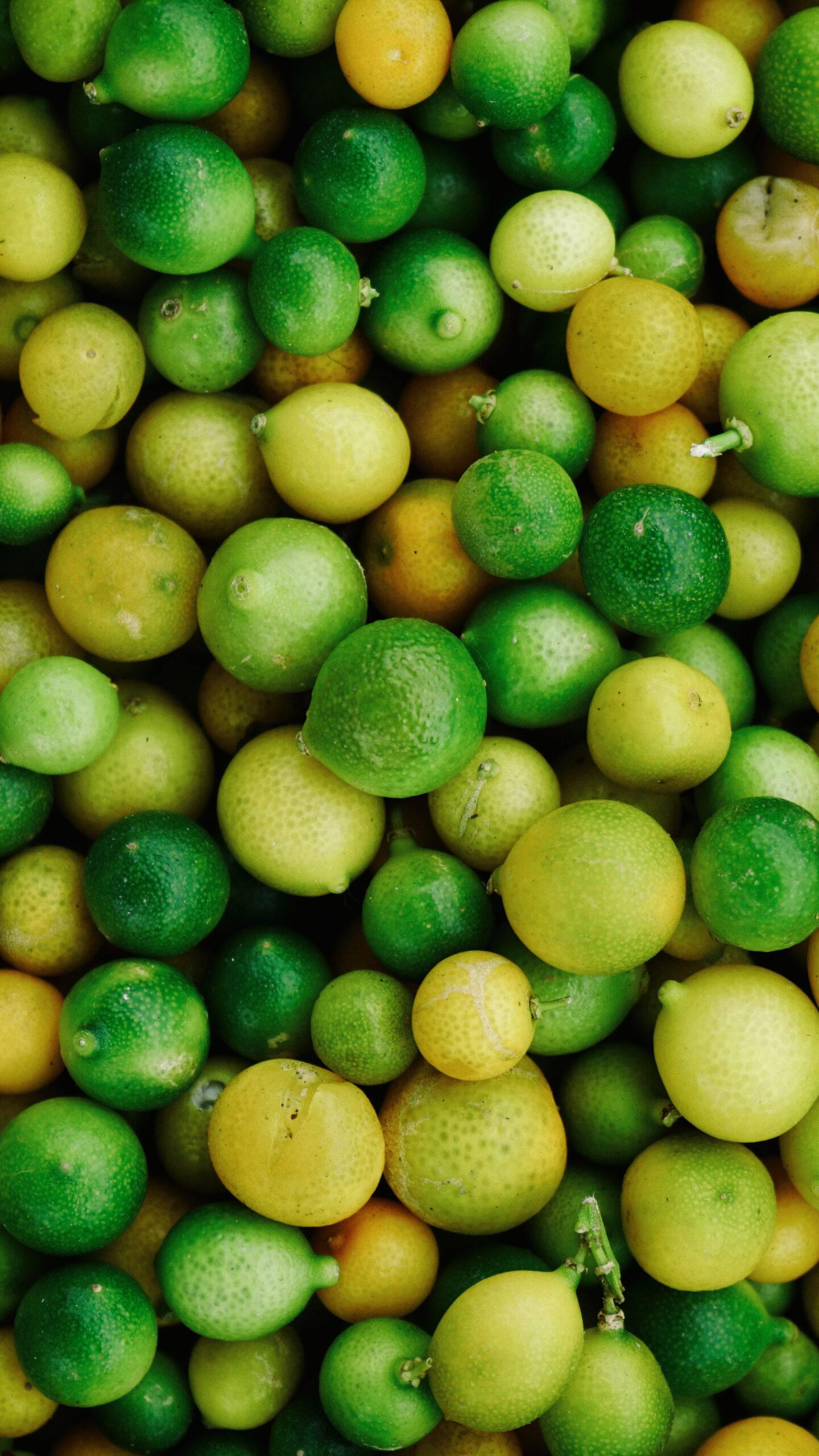 Limones Wallpaper