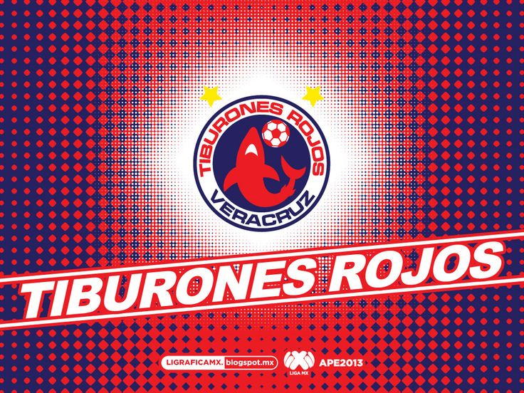 Wallpapers Tiburones rojos