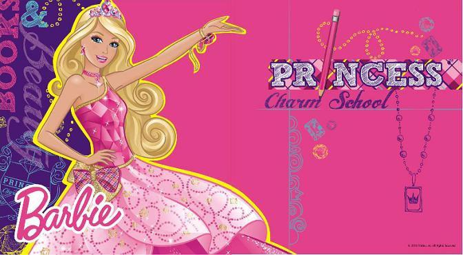 fondos de pantalla de barbie escuela de princesas