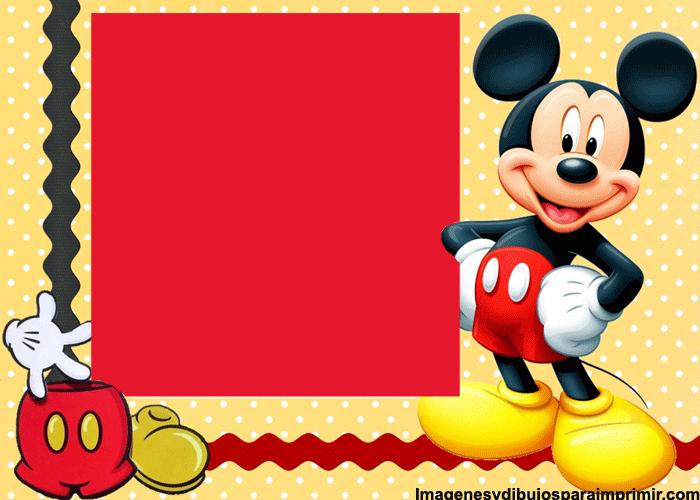 Fondos de cumpleaños de Mickey
