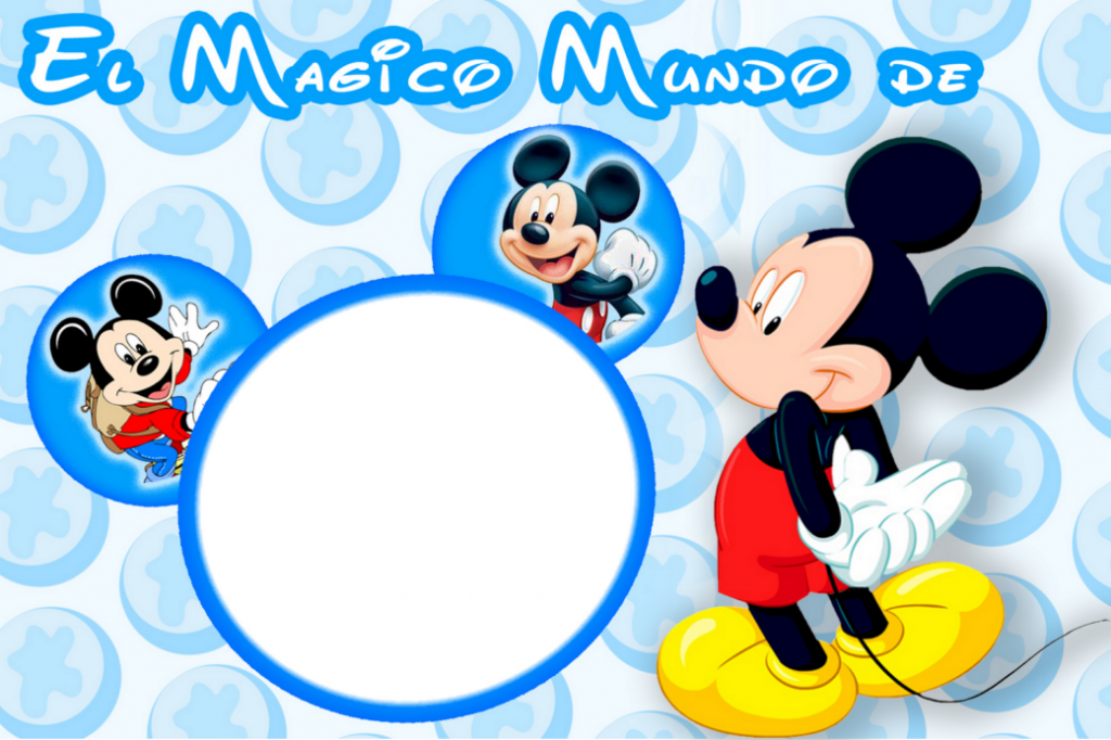 Fondos de fotos de Mickey Mouse