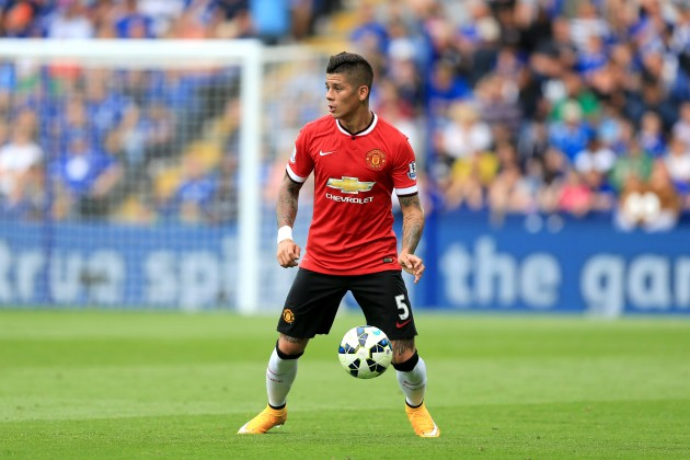 Marcos Rojo HD wallpapers