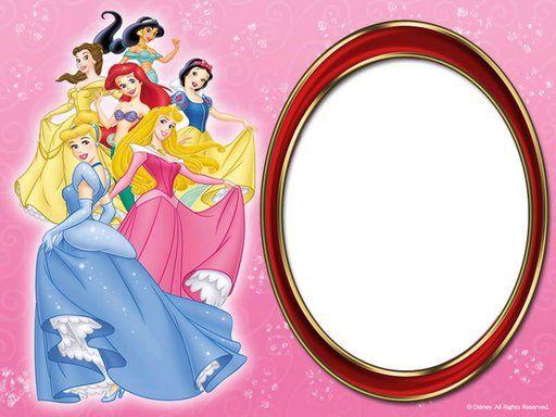 fondos de princesas para fotos de niñas