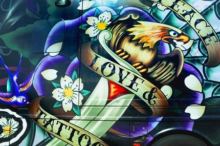 Tattoo wallpaper background