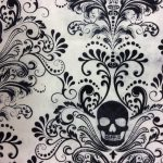 Tattoo wallpaper by kelly hoppen