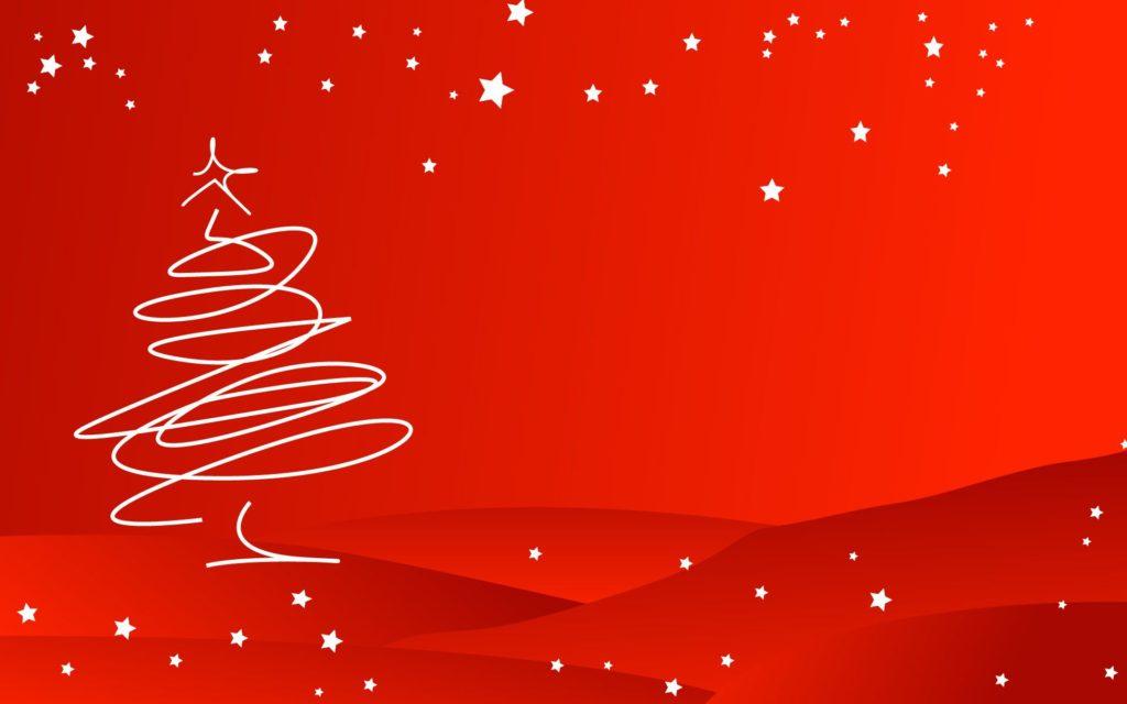 wallpaper navidad rojo con movimiento