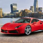 Wallpapers HD Ferrari rojo