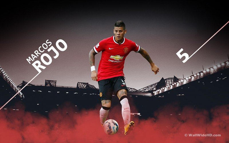 Wallpapers De Marcos Rojo