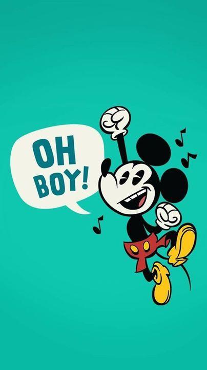 Fondo Mickey musical