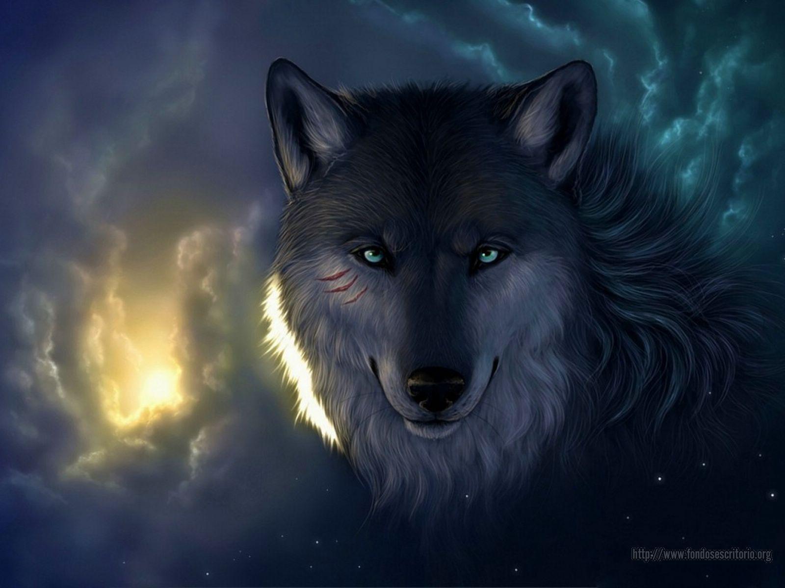 Viendo el lobo