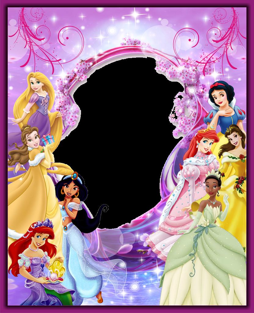collage de princesas online
