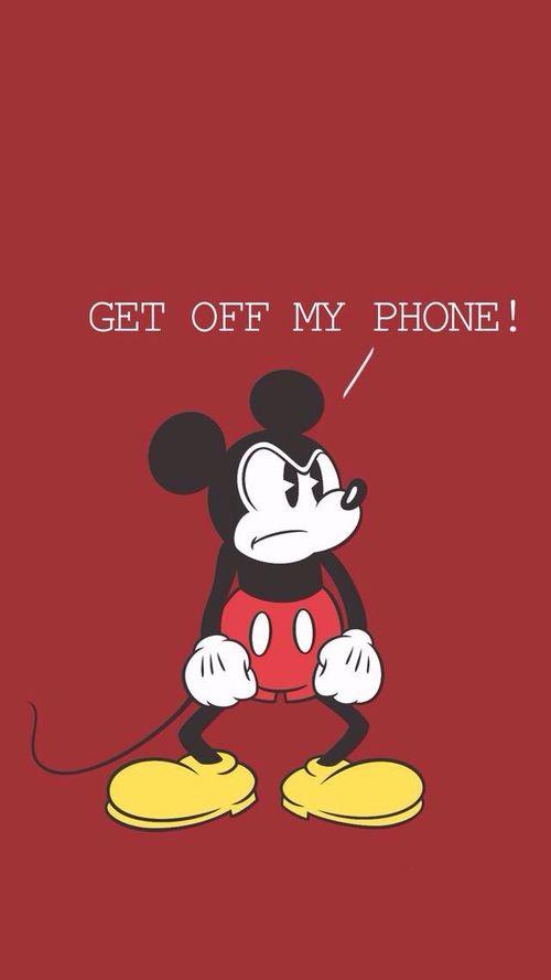 fondo de pantalla para celular de Mickey