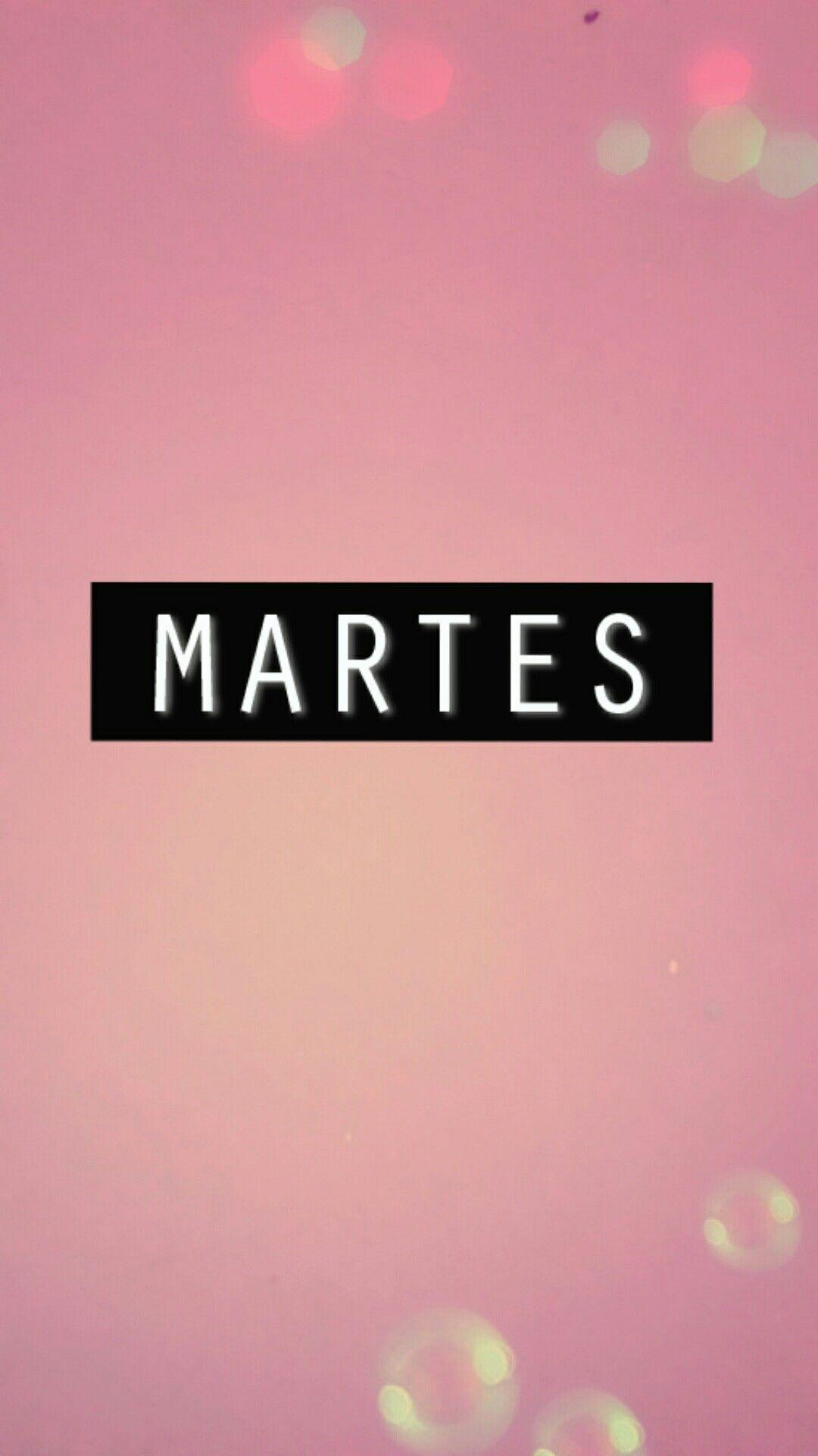 Imagen Tumbrl color rosada día martes