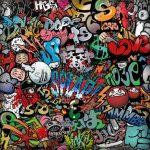 Fondos animados de graffitis