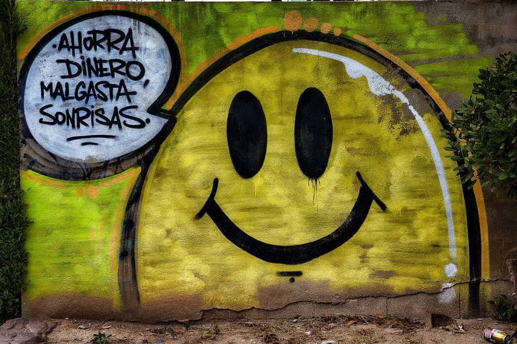 graffiti del amor y la amistad