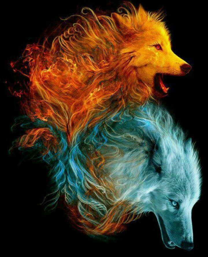 imagenes de lobos solitarios con frases