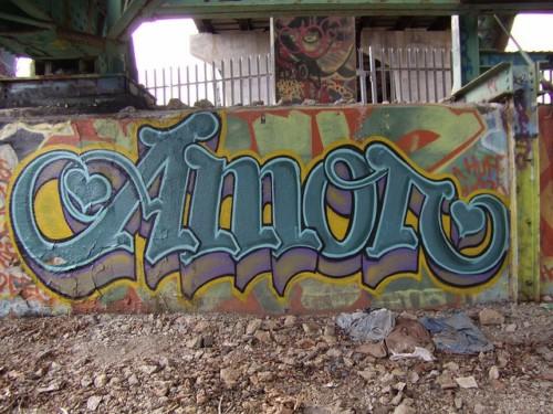 imagenes de graffitis del dia del amor y la amistad