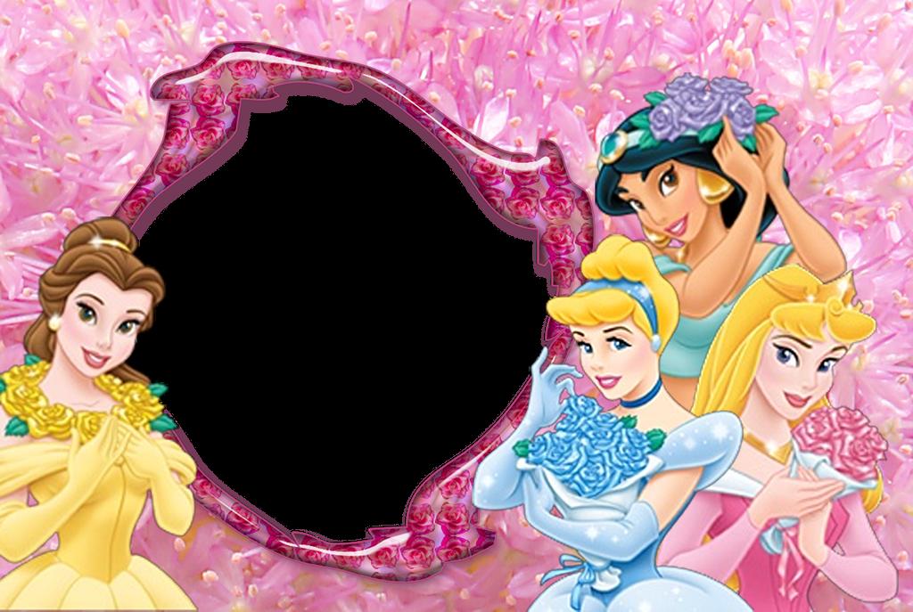 marcos para fotos de princesa sofia png