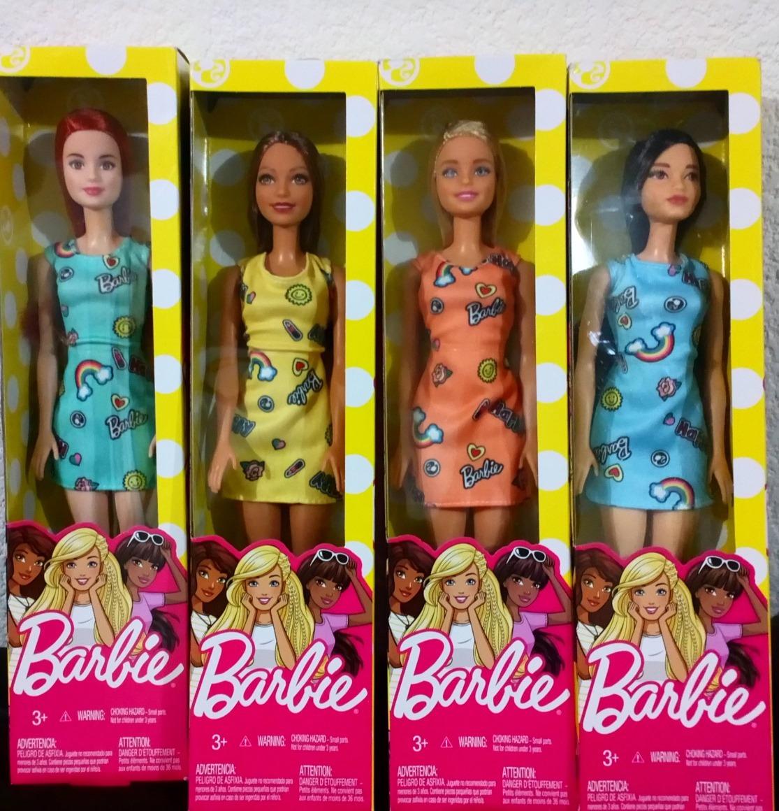 Coleccion original de muñecas Barbies