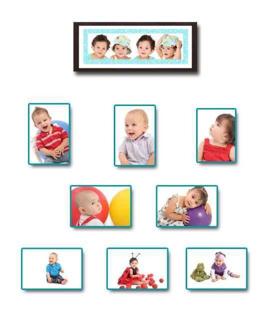 programa para hacer fotos de caritas de bebes
